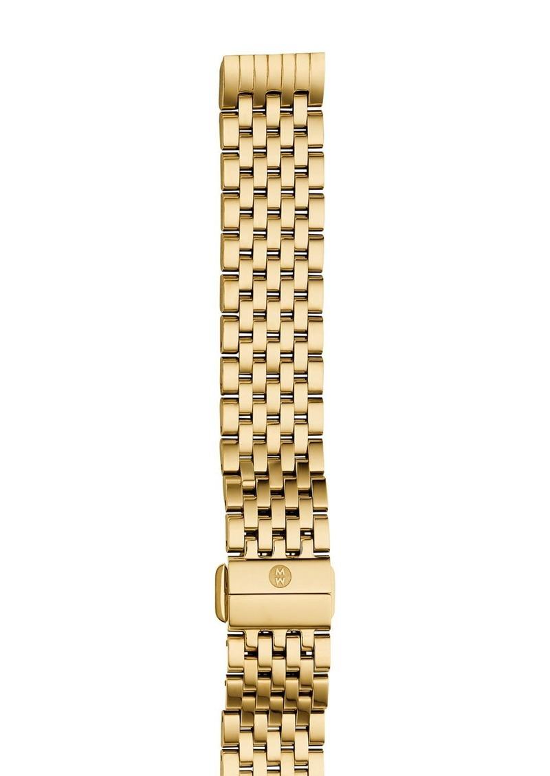 MICHELE Deco II Mid Watch Bracelet, 16mm