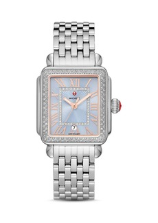 MICHELE Deco Madison Watch, 35mm