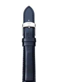 MICHELE Patent Leather Watch Strap, 16mm