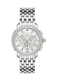 MICHELE Sidney Chronograph, 38mm