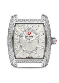 MICHELE Urban Mini Diamond Dial Watch Head, 29 x 30mm