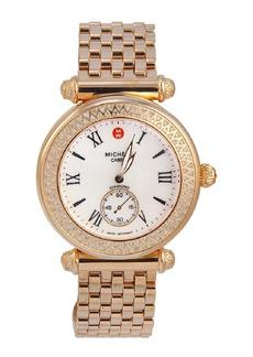 Michele Women's Caber Diamond Watch
