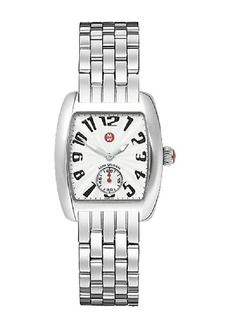 Michele Women's Stainless Steel Watch