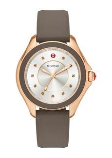 Michele Women's Cape Topaz Casual Watch, 40mm