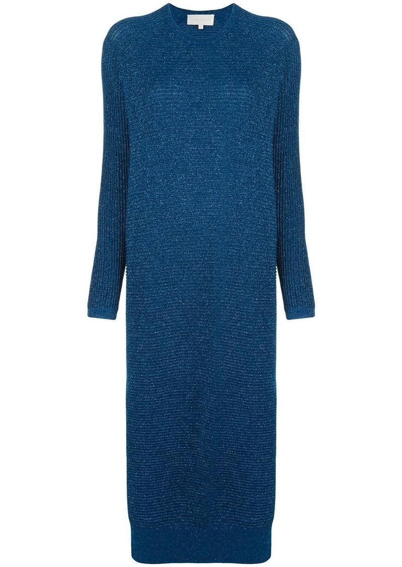 Michelle Mason knitted midi dress