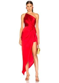 Michelle Mason for FWRD Twist Knot Gown