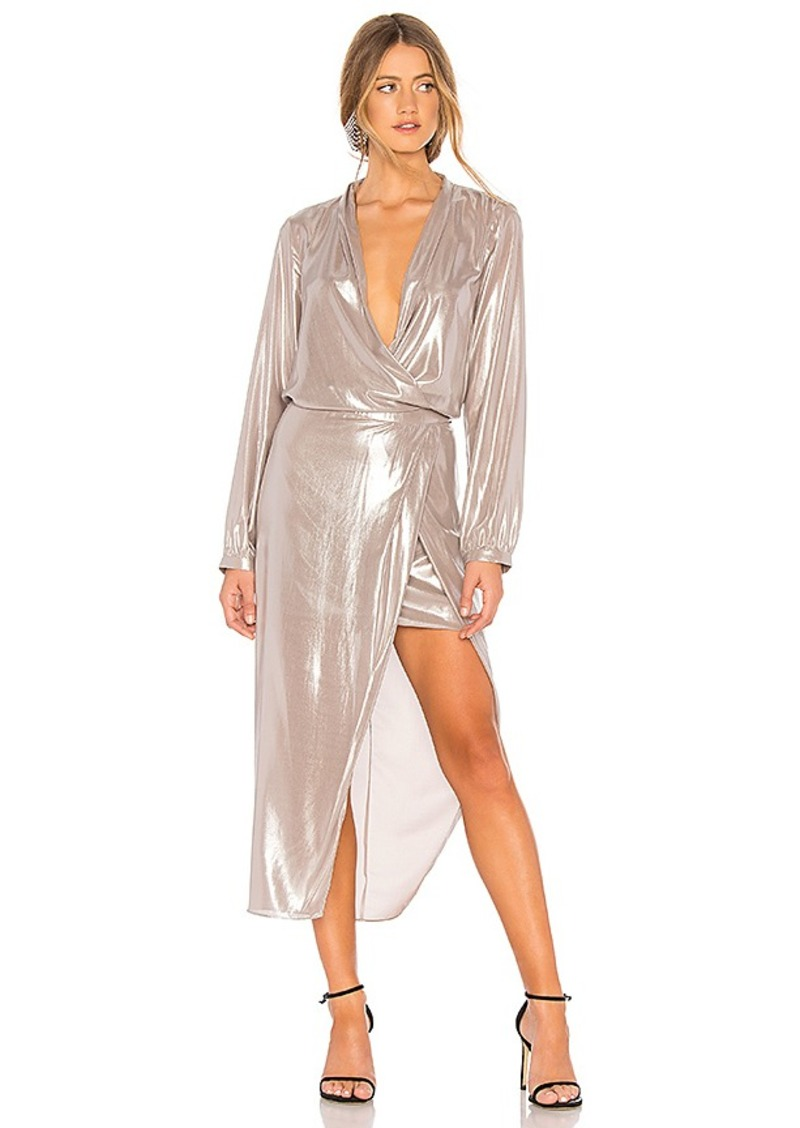 1330bee1df48 On Sale today! Michelle Mason Michelle Mason Wrap Dress