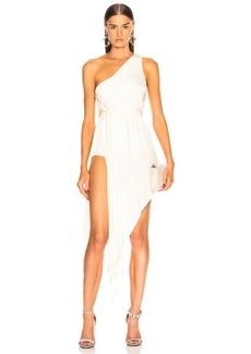 Michelle Mason for FWRD Bodysuit Dress