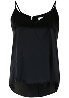 Michelle Mason silk camisole and short set