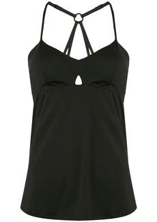 MICHI multi-strap vest top