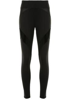 MICHI panelled sports leggings