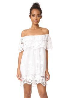 Miguelina Angelique Off the Shoulder Dress
