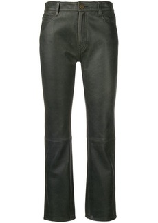 MiH Jeans Daily cropped trousers