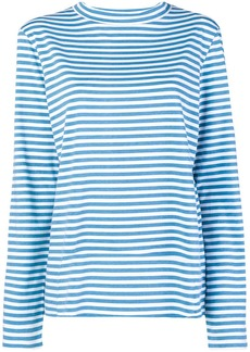 MiH Jeans Emilie striped blouse