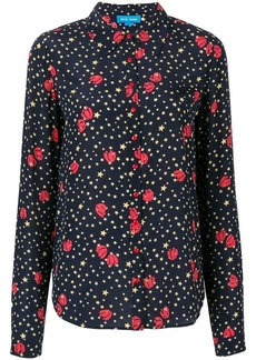 MiH Jeans Evelyn tulip print shirt
