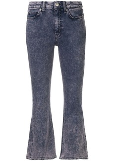 MiH Jeans fluffy pink jeans