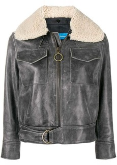 MiH Jeans Hardy leather jacket