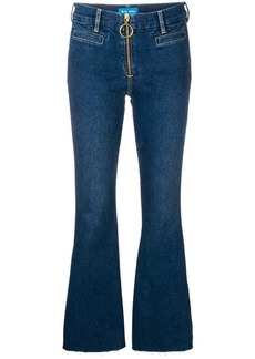 MiH Jeans Marrakesh cropped jeans