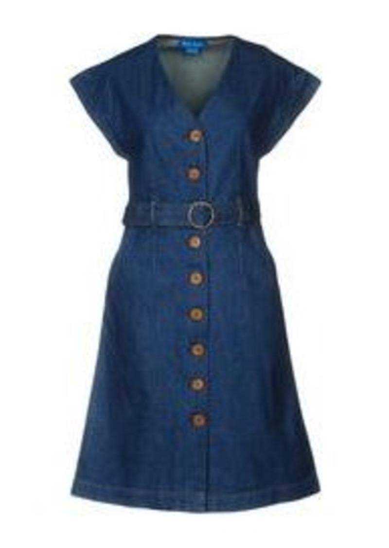MIH JEANS - Knee-length dress