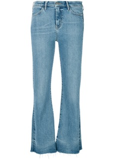 Mih Jeans Lou flared jeans - Blue