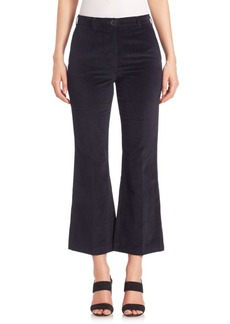 MiH Jeans Velvet Ankle Flare Pants