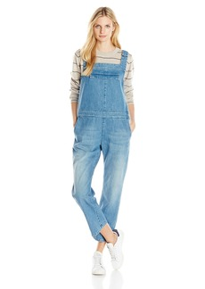 MiH Jeans Women's Grace Dungarees Jean Overalls