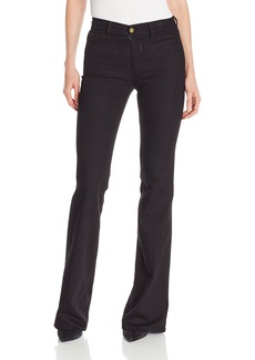 MiH Jeans Women's Marrakesh Mid Rise Kick Flare Jeans