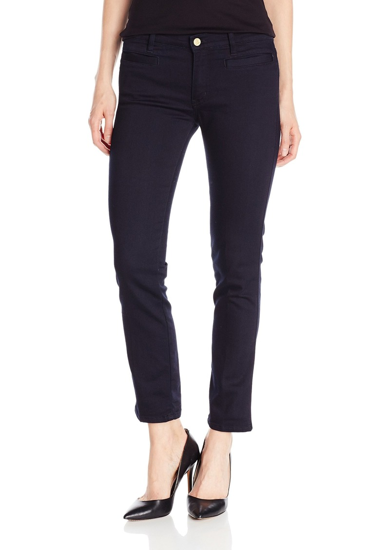 MiH Jeans Women's Paris Mid Rise Cropped Slim Jeans