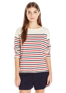 MiH Jeans Women's Simple Mariniere Top