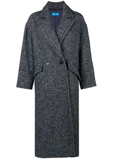 MiH Jeans Stamp single breasted coat