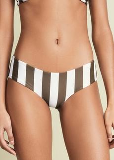 Mikoh Swimwear MIKOH Bondi Bikini Bottoms