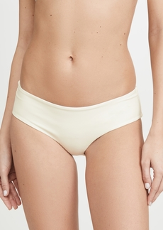 Mikoh Swimwear MIKOH Bondi Cheeky Bikini Bottoms