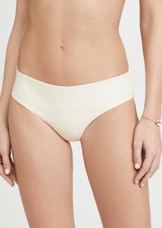 Mikoh Swimwear MIKOH Cruz Bay Full Coverage Bikini Bottoms