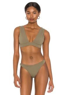 Mikoh Swimwear MIKOH Pila Bikini Top