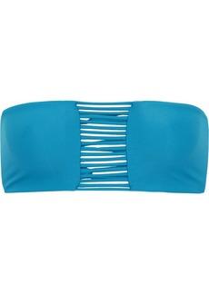 Mikoh Swimwear Mikoh Woman Bikini Tops Blue
