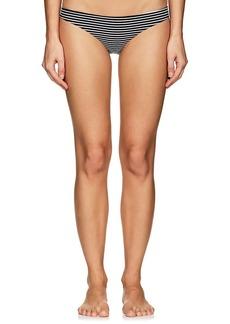 Mikoh Swimwear Mikoh Women's Zuma Striped Bikini Bottom