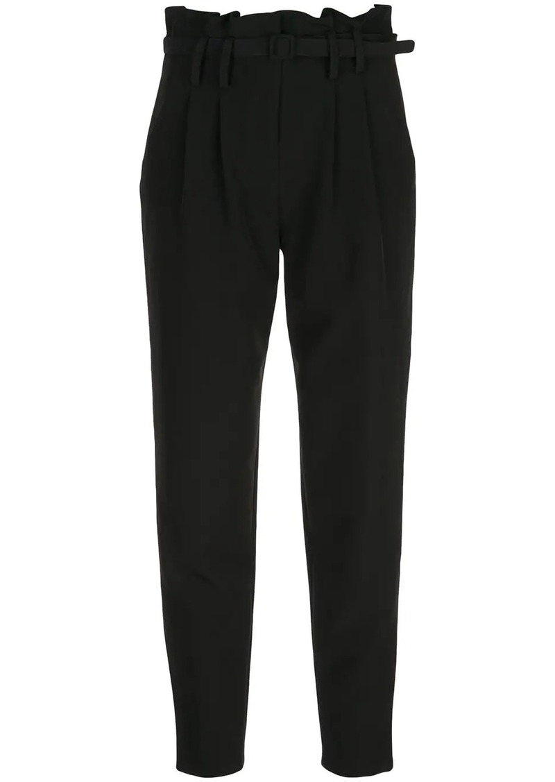 Milly belted trousers