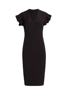 Cady Beckett Ruffle Dress