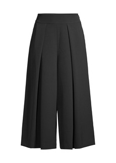 Milly Cady Crepe Culottes