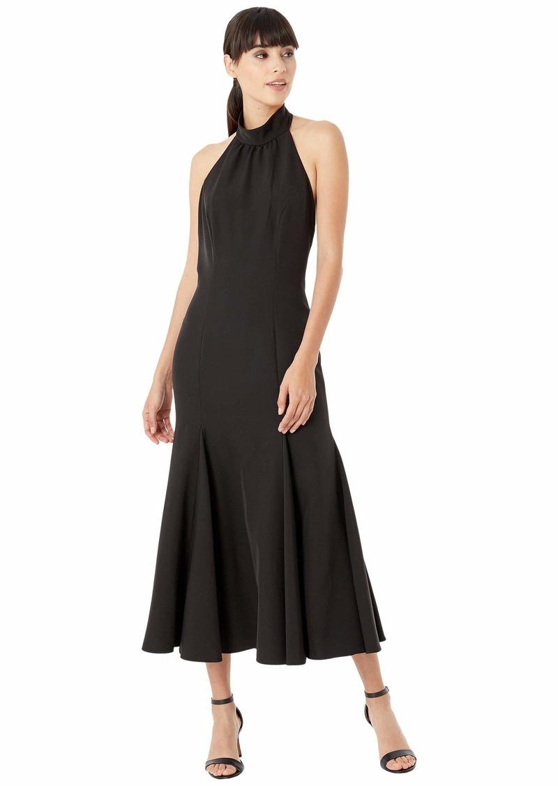 Milly Cady Penelope High Neck Dress
