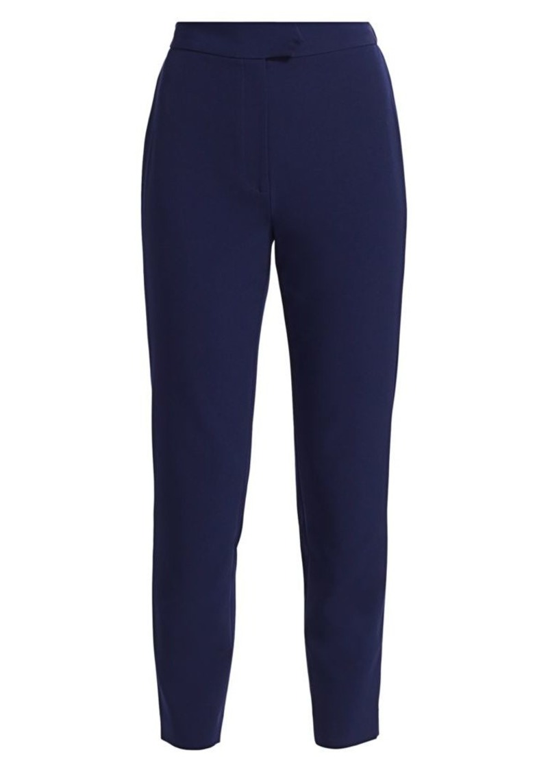 Milly Cady Silk Trousers