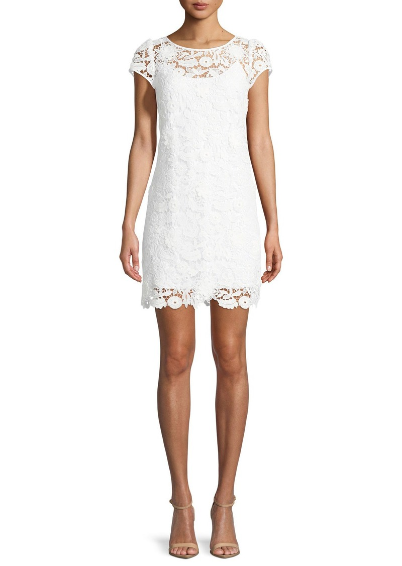 Milly Chloe 3D Lace Dress