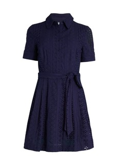 Milly Cleo Shirt Dress
