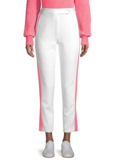 Milly Combo Skinny Ankle Pants