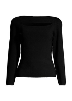 Milly Cutout Front Top