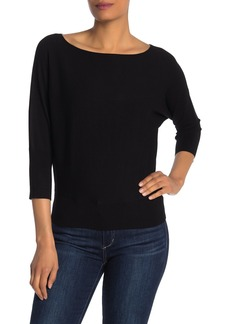 Milly Dolman Sleeve Pullover