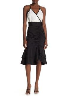 Milly Drawstring Skirt