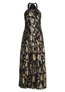 Milly Hayden Metallic Dress