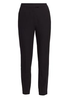 Milly Kristen High-Waist Pants