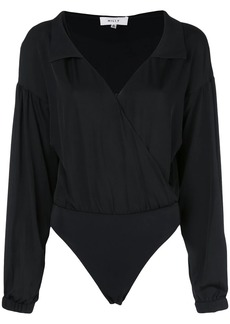 Milly leotard blouse